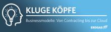 Kluge Köpfe – Businessmodelle: Von Contracting bis zur Cloud
