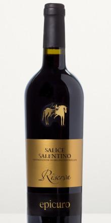 Epicuro - ett rött vin med ny gyllene look!
