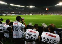 Canon fokuserer på fotballens kraft under UEFA EURO 2012™