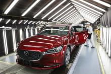 Mazda firar 50 miljoner byggda bilar