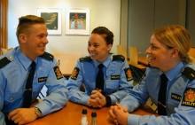 5663 vil gjerne slå følge - og bli politi