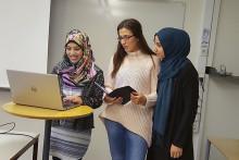 Högskolan fortsätter arbetet med asylsökande