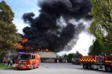 Brandingenjörsprogrammet vid Luleå tekniska universitet fyller 10 år