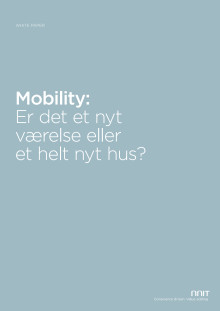 NNIT whitepaper - Mobility