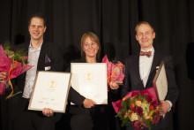 Gruppering från Transportstyrelsen vinner Årets GRC-profil 2017