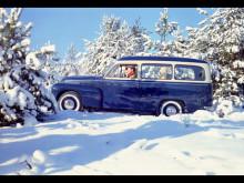 BilEN som är TVÅ - Volvo Duett fyller 60 år