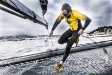 Helt ny serie aerodynamiska lättviktsplagg för nya generationens aktiva seglare