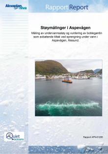 APN rapport 2019 -Aspevågen støymålinger