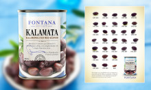 Fontana med ny förpackningsdesign och nytt reklamkoncept