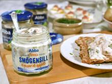 Årets Smak är här - Abba Smögensill med Caviar & Äpple