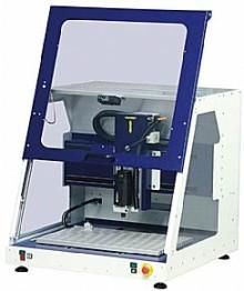 ICP 4030 en mindre 3D-CNC-maskin för en mängd automationsuppgifter till ett optimalt pris-/effektivitetsförhållande.