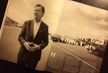 Volvo Cars VD Håkan Samuelsson ger sin syn på kontorsinredning