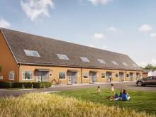 OBOS bygger 21 radhus och kedjehus i Klagshamn