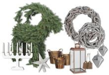En traditionsenlig jul med moderna kopparinslag hos Hornbach