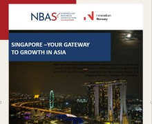 Singapore - your gateway to growth in Asia