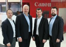 Med digital signatur fra Digipost styrker Canon posisjonen innen Enterprise Content Management