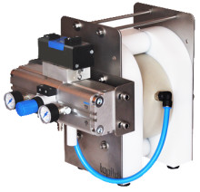 New improved Filter press solution from Tapflo