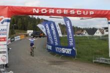 Resell, Wærenskjold, Opsahl og Resell vant Norges Cup åpningen i syklekross i Spikkestad