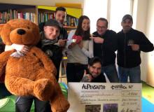 Musiker spenden für Kinderhospiz Bärenherz