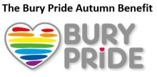 ​Join us for the first annual Bury Pride autumn benefit