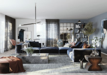 HSB köper mark för ca 120 lägenheter i Inre hamnen Norrköping