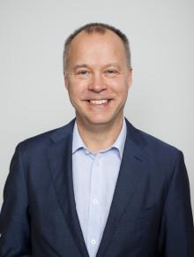 Jörgen Forssell tillträder som CFO inom Caverion