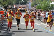 Sveriges godaste mellanmål satsar på löplopp