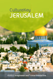 imagineear launches CultureKey Jerusalem and partners with gojerusalem.com