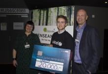 Et lite bidrag fra Biovac - en stor hjelp for UNICEF