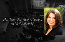 """""""Man kann Storytelling lernen, es ist Handwerk."""""""