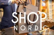 En vecka kvar! Hämta din biljett till SHOP Nordic