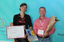 Skåne Solar Award 2018 går till solcellsanläggningen i Genarp
