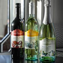 Lindeman's Alkoholfria viner - nu även på City Gross!