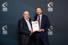 Swedish safety solution wins innovation prize