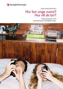 Hur bor unga vuxna - hur vill de bo? Göteborgsregionen 2013