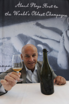 Hear about the world's oldest drinkable champagne, plus grappa, wine and beer at Vinordic