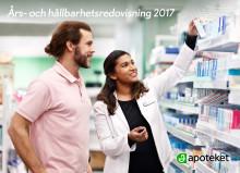 Apotekets Års- och hållbarhetsredovisning 2017