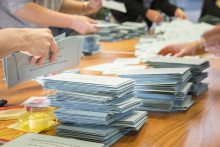 Stimmzettel können eingesehen werden