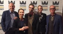 Vinnare av Svenska Designpriset 2018