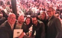 Framgång för Ö-viksföretaget Devocy i Svenska Designpriset
