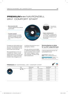 Produktinfo Navrondell Comfort start