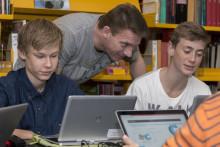 Teknologi og innovation på skoleskemaet
