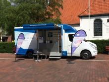 Beratungsmobil der Unabhängigen Patientenberatung kommt am 26. September nach Heide.