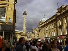 Newcastle tops charts as shopping, night out and sightseeing destination