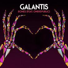 """Galantis teamar upp med OneRepublic på """"Bones"""" – ute nu!"""