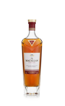 Rubinröd lyx till jul med The Macallan Rare Cask