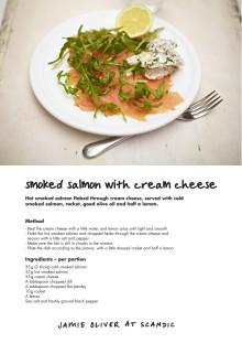 Jamie Oliver summer menu - starter