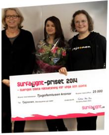Nominera till Surfa Lugnt-priset 2015!