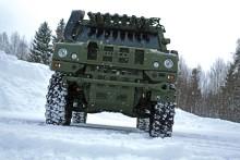 IVECO Defence Vehicles leverer de siste lette pansrede kjøretøyene til den norske hæren