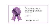 Midroc är Årets Employer Branding-företag 2017!